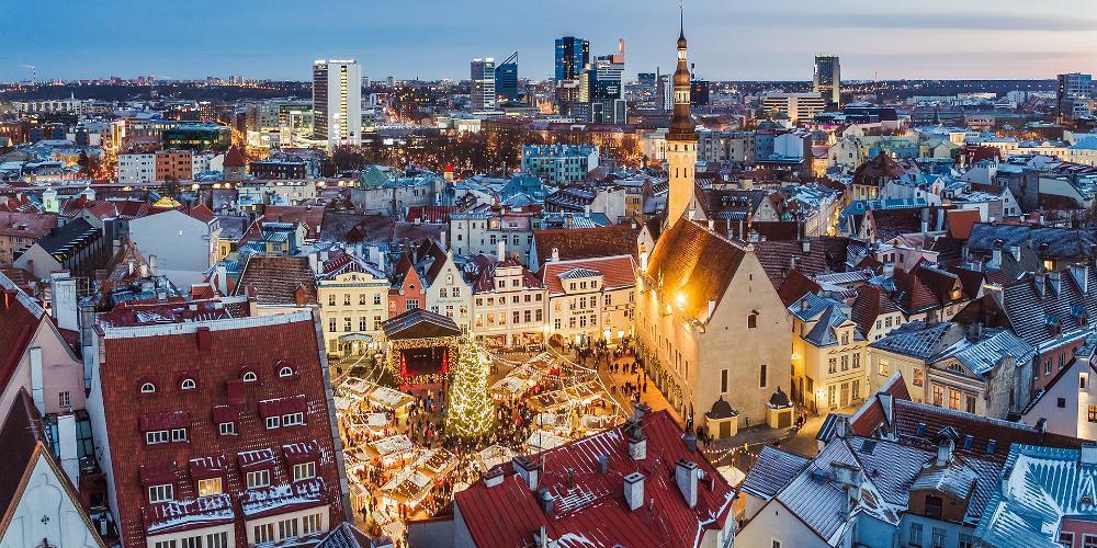 Visitare l'Estonia