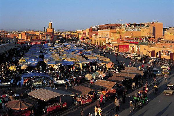Sei mai stato a Marrakech?